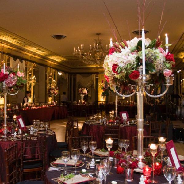The Broadmoor's Main Ballroom