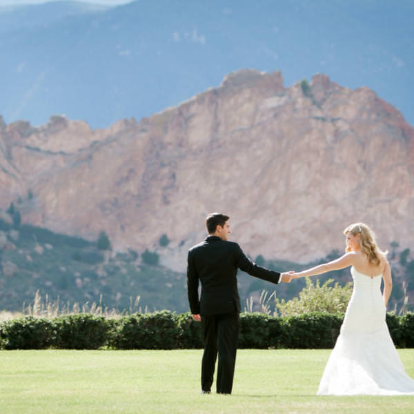 Ali and Joe's Garden of the Gods Club Wedding