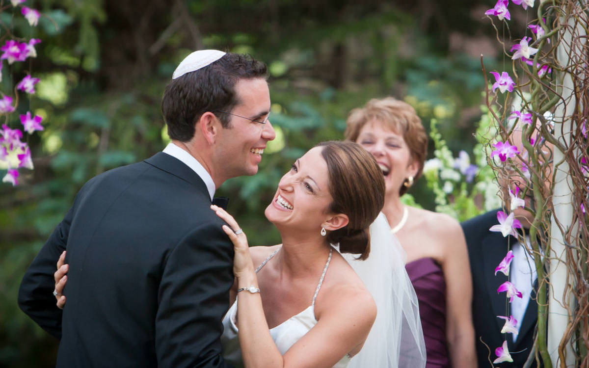 Jill and Josh's West Lawn wedding at The Broadmoor