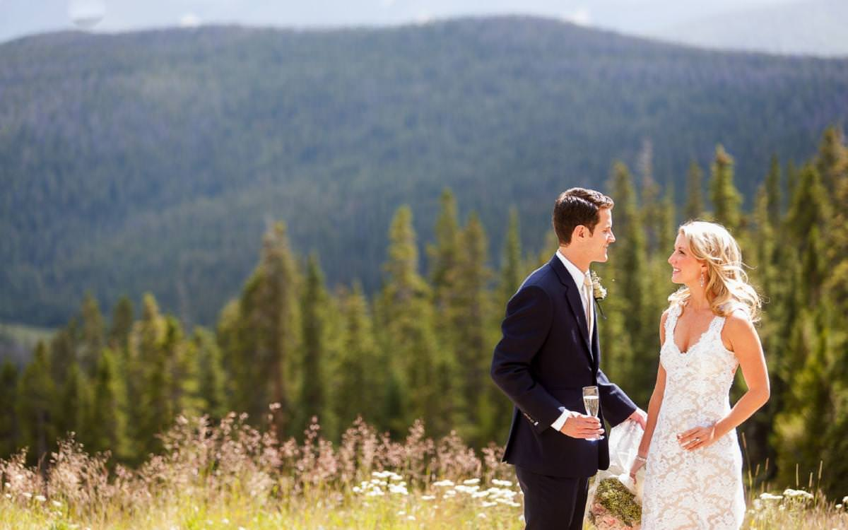 Beth and Tyler's Timber Ridge Wedding