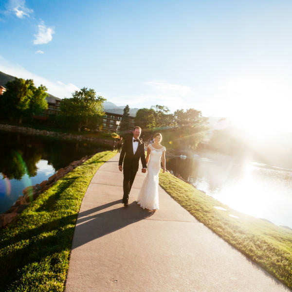 Bailey and Nick's Lakeside Terrace Wedding at The Broadmoor
