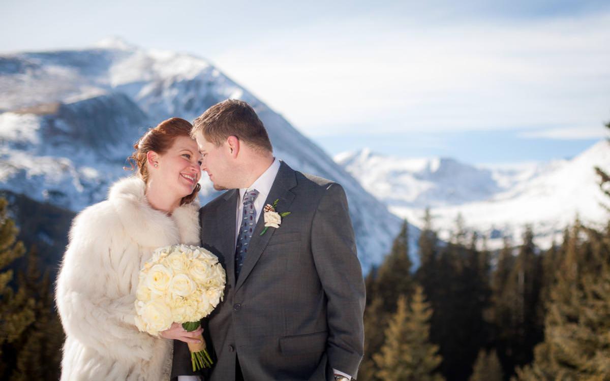 Alma Winter Wedding Celebration