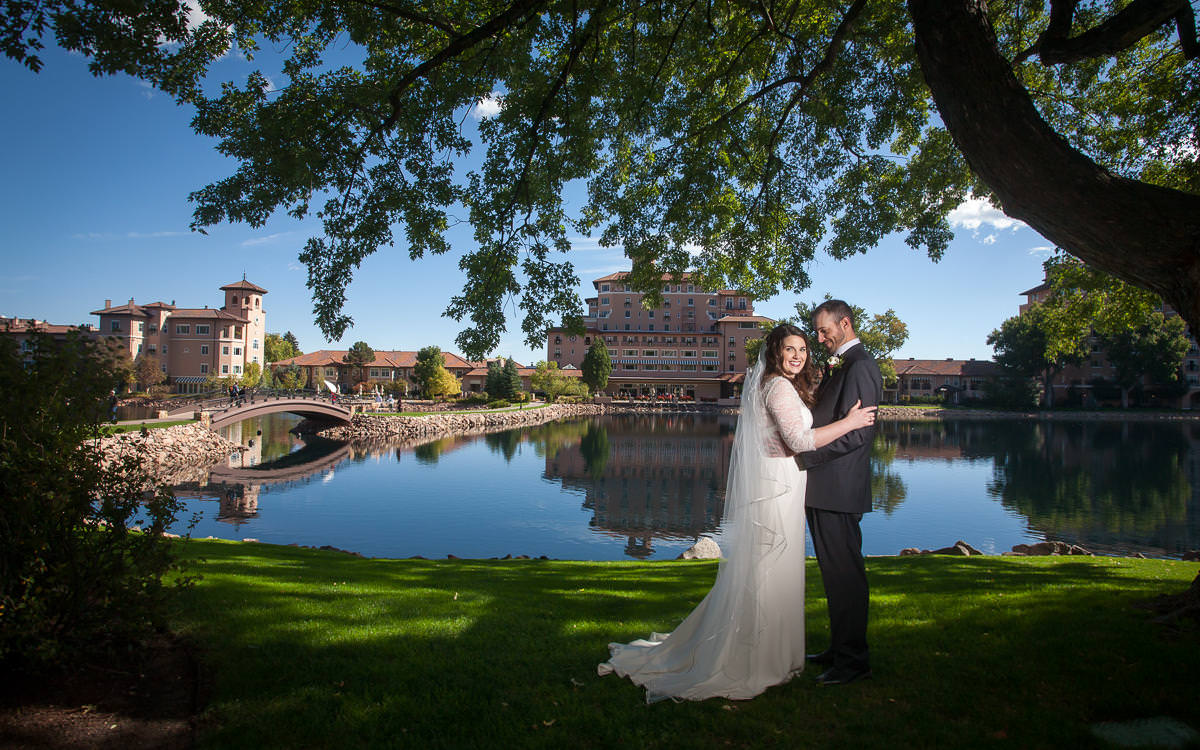 Kristin and Noah's Mountain View Terrace Wedding