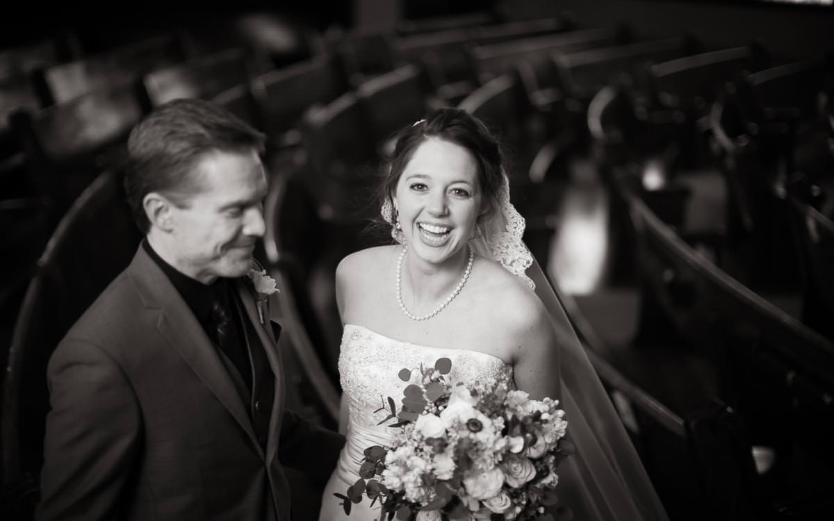 Rebecca and Christopher's Boulder Street Church Wedding