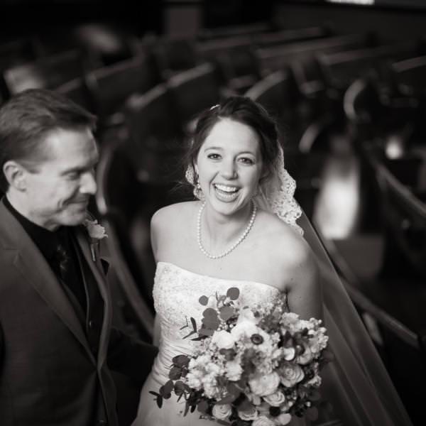 Rebecca and Christopher's Boulder Street Church Wedding
