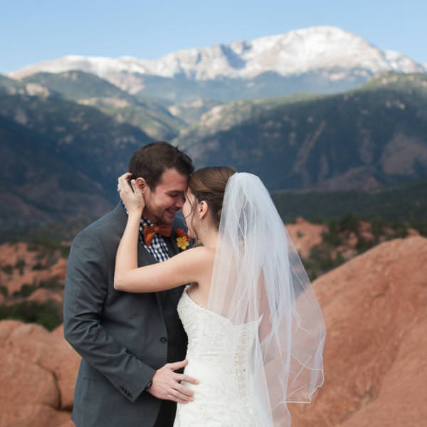 Chelsea and Ryan's 4-hour destination wedding