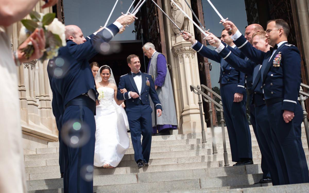 Xavi and Mark's National Cathedral Wedding Washington DC