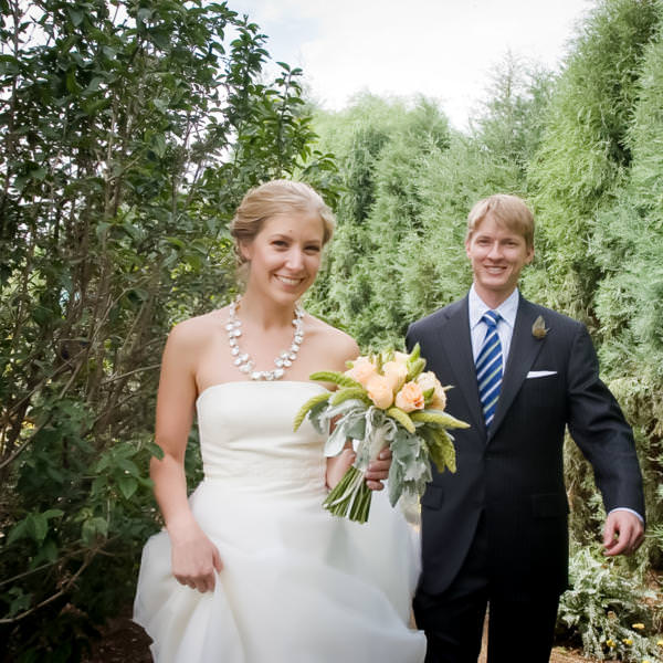 Brides Colorado Features Denver Botanic Gardens Wedding Celebration