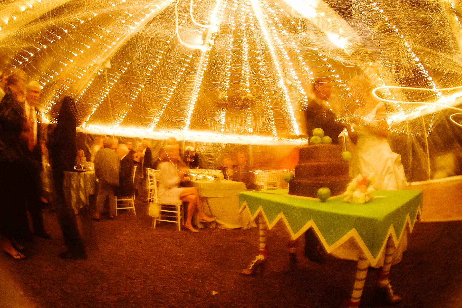 relaxed backyard wedding in colorado cayton photography