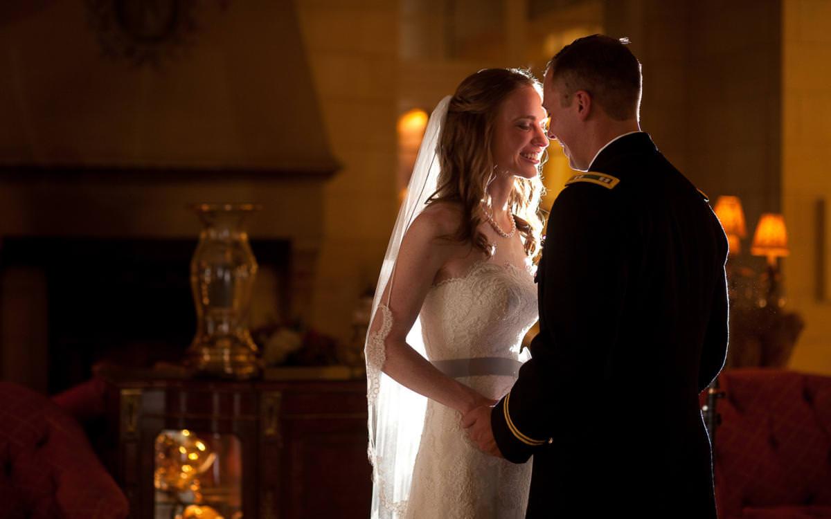 Megan and Ike's Shove Chapel Wedding