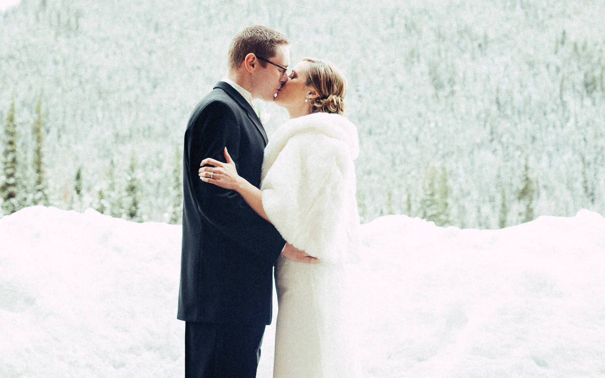 Bonnie and Erin's Ski Tip Lodge Wedding