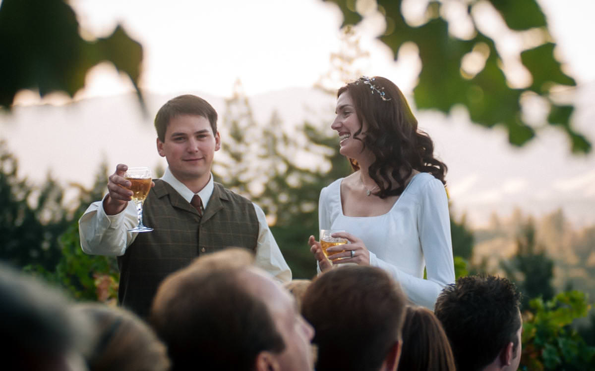 Jen and Dave's Sonoma County Wedding