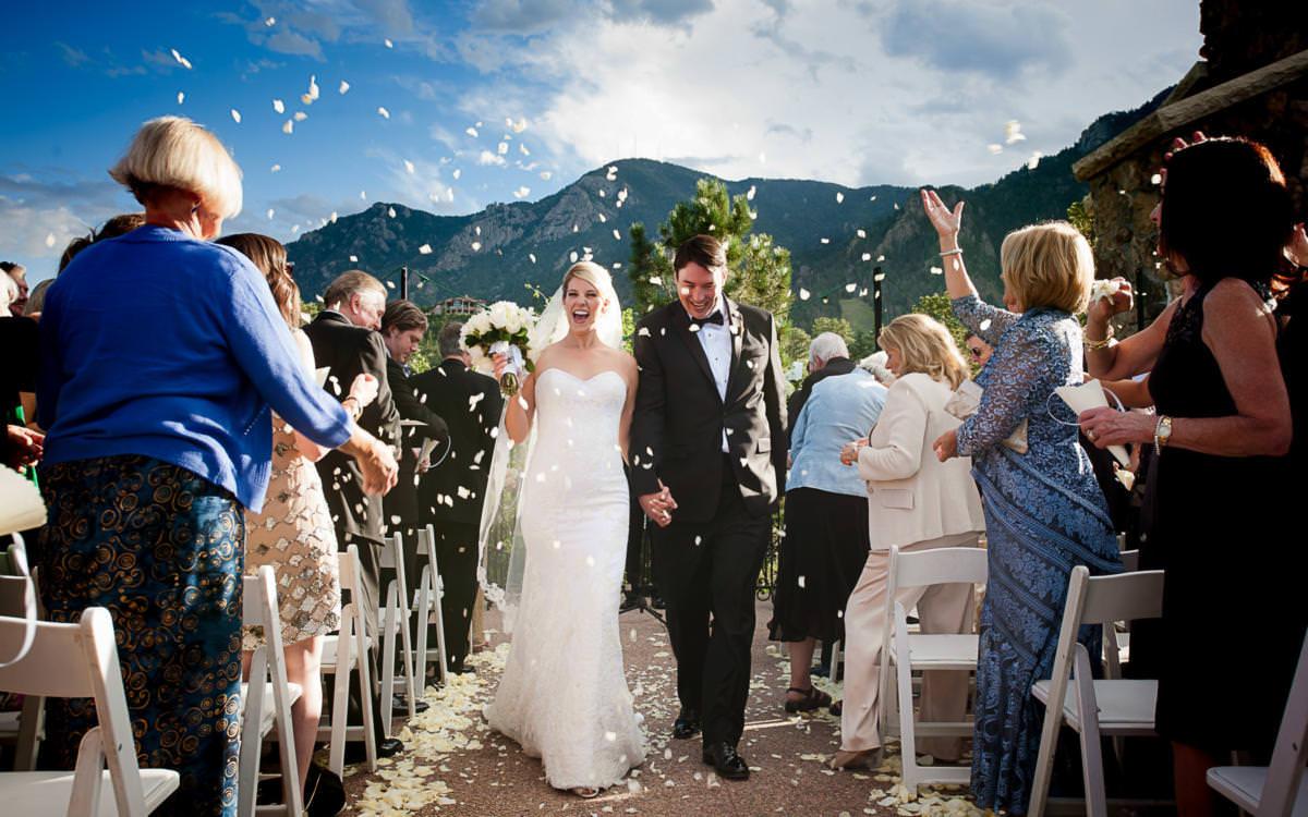 Morgan and Justin's Cheyenne Lodge Wedding at The Broadmoor