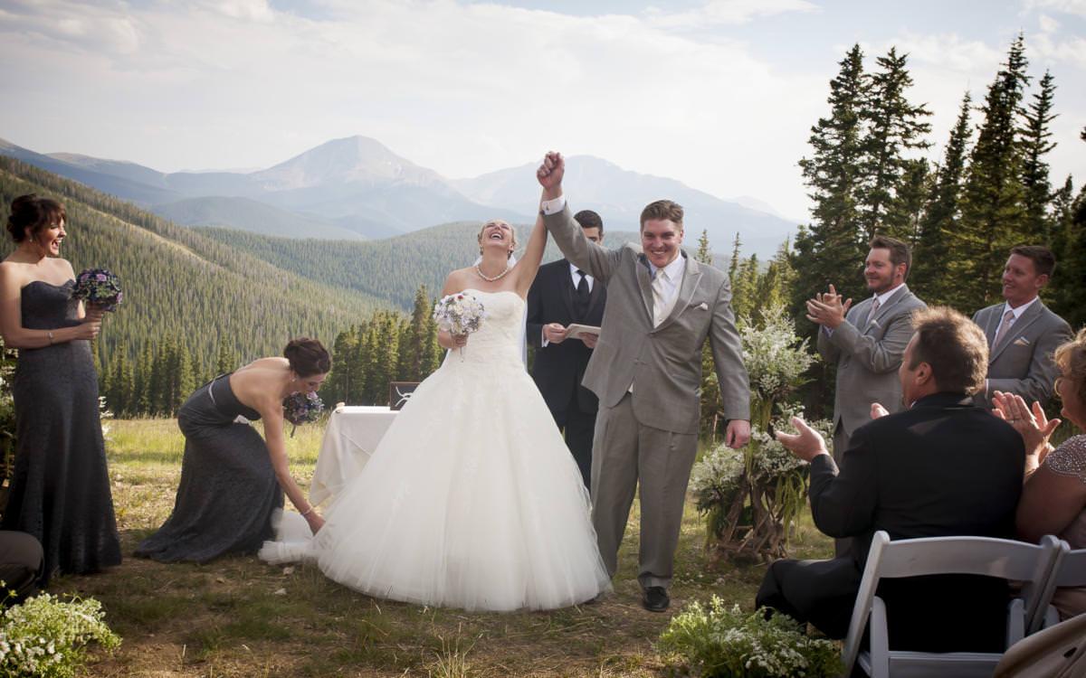 Christin and Jacob's Keystone Wedding Celebration at Timber Ridge