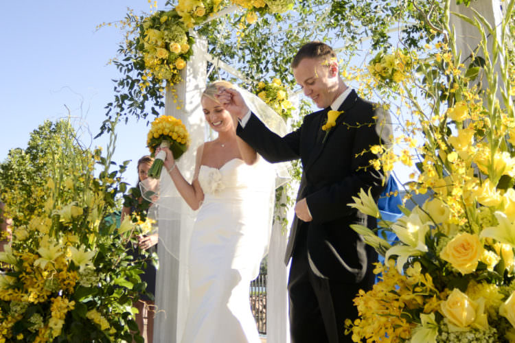 Katie and Justin's Summer Wedding on the Lakeside Terrace at The Broadmoor