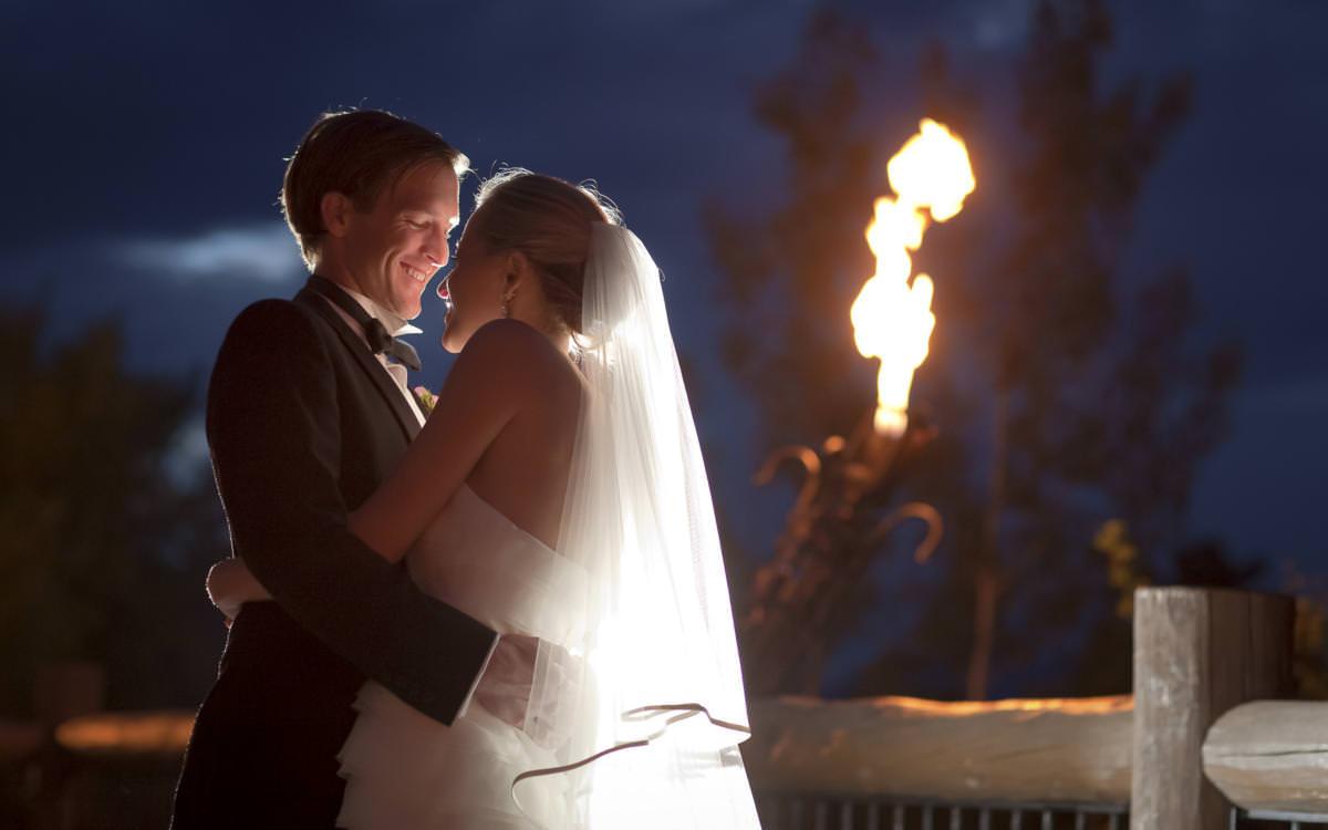 Liz and Greg's Wedding Celebration at The Broadmoor's Cheyenne Lodge