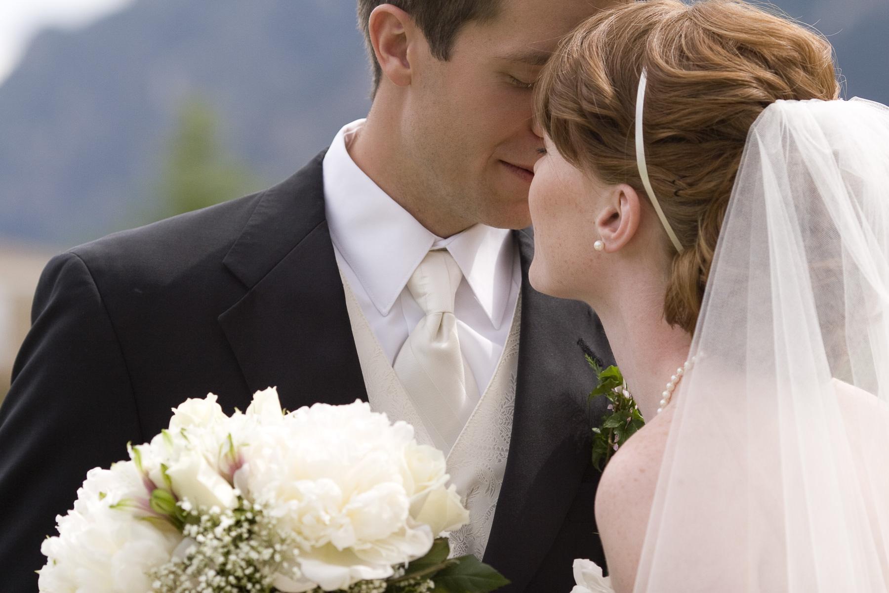 Colorado Springs School wedding