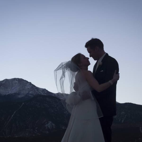 Anna and Dan's Shove Chapel Winter Wedding Celebration