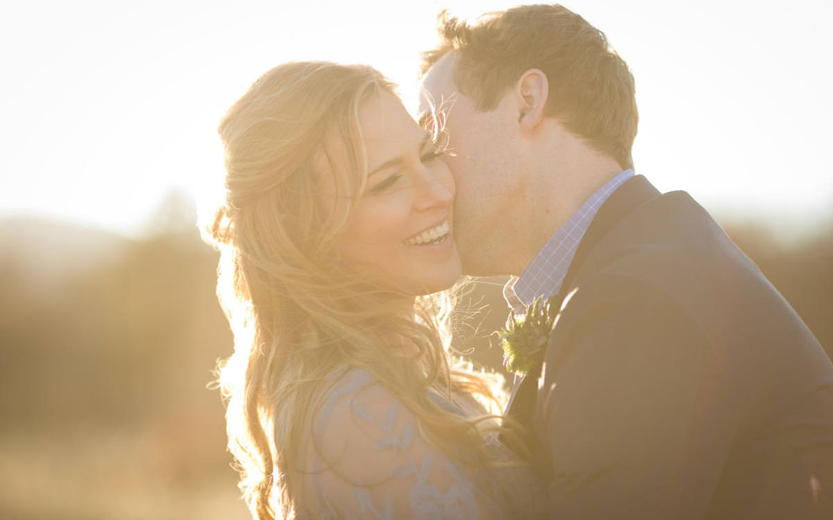 Blake and Charlie's Garden of the Gods Elopement