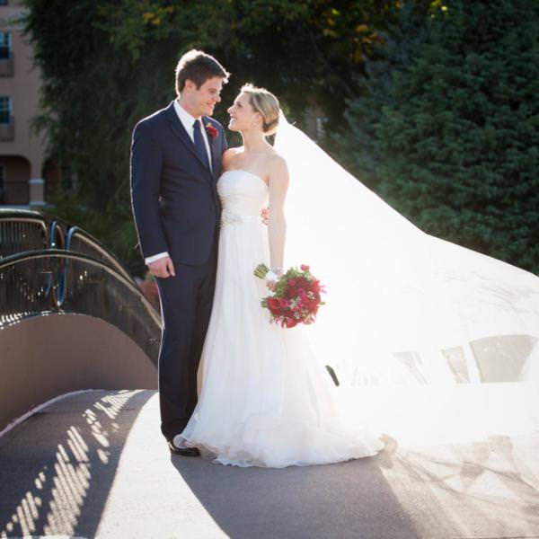 Caroline and Ben's St. Paul Catholic Church Wedding Celebration