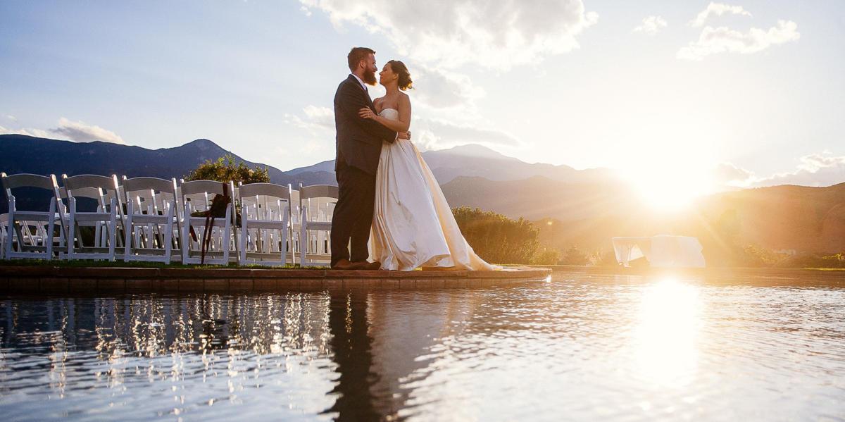 Alexandra and Colin's Fall Wedding Celebration