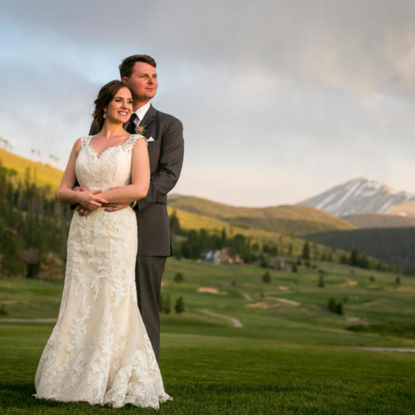 Amelia and John's Keystone Ranch Wedding