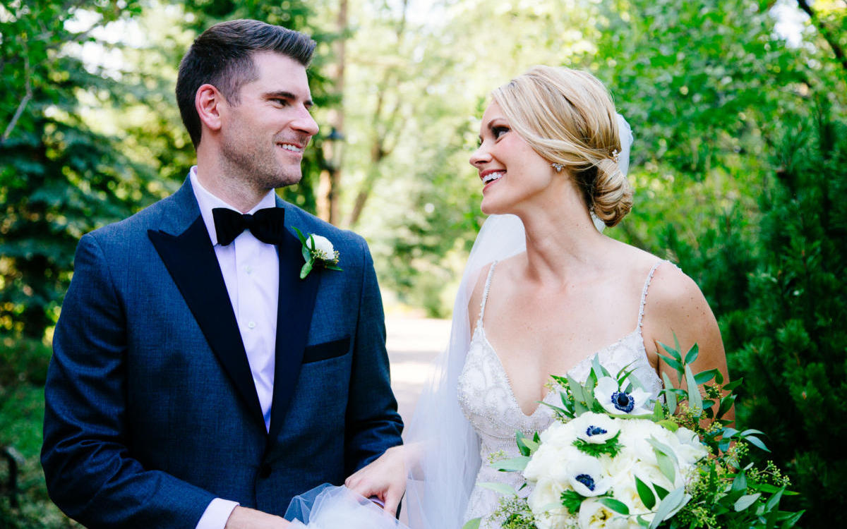 Sara and Eric's South Terrace Wedding at The Broadmoor