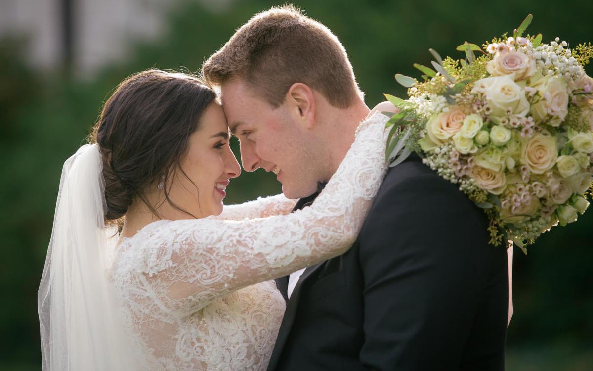 Madeleine and Madison's Sacred Heart Catholic Church Wedding